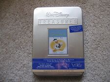 Walt Disney Treasures: Donald Duck: Volume One (1934-1941) DVD IN TIN BOX.