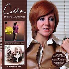 Cilla Black - Surround Yourself With Cilla / It Makes Me Feel Good [CD]