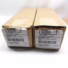 LOT OF 2 BOSTROM 1234480-L76 ARMRST PR AY BLU TITAN CL