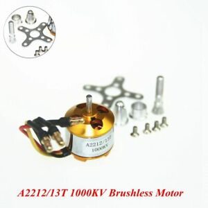 A2212 1000KV Drone Outrunner Brushless Motor For Aircraft Helicopter Quadcopter