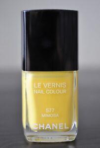 CHANEL Le Vernis Nail Polish 577 MIMOSA NEW IN BOX RARE