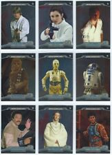 2014 Topps Star Wars Chrome Perspectives Base Card You Pick, Finish Your Set E