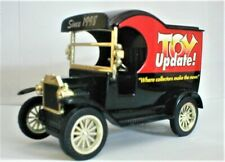 1912 Ford Delivery Truck Diecast Bank, Gearbox Toy Update, 1/24, Excellent Used