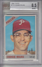 1966 Topps #170 Cookie Rojas PHILLIES BVG 8.5 NM-MT+ Z13112 - BVG NmMt+ (8.5)