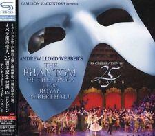 THE PHANTOM OF THE OPERA 25TH ANNIVERSARY-JAPAN ONLY 2 SHM-CD