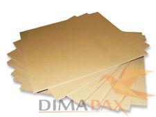 100 Versand Füllplatten Schallplatten Kartonzuschnitte LP/EP 315x315x4mm 12 inch