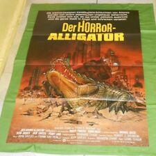 original ALLIGATOR German A1 movie poster Robert Forster