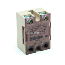 Omron G3NA-440B-2 Solid State Relay  5-24VDC, 40A , New