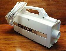 Oreck XL (BB-280D) Handheld Compact Canister Vacuum Cleaner & Hose Nozzle Bundle