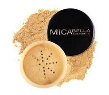 2x  Micabella Mineral 9  Gr Foundation  Porcelain MF1   Full SIZE
