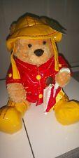 "Winnie the pooh limited edition "" rain coat pooh bear"