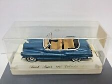 Vintage Solido Age d'or Buick Super 1950 Cabriolet 4511 Diecast Toy Car France