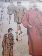 Simplicidad 8796 extraña//Petite Abrigo Forrado patrones de costura