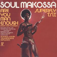 Ghana Soul Explosion, The - Soul Makossa (Vinyl LP - 1973 - US - Reissue)