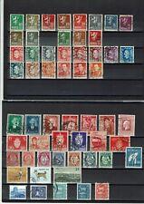 Used Stamps off Norway/Noorwegen~~~2 scans.