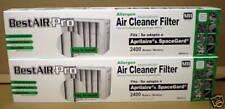 SG4-2 2 PK 401 Air Filter Media for Aprilaire SpaceGard Air Cleaner 2400 MERV 11