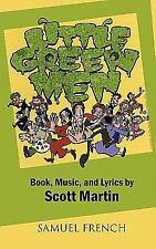 Little Green Men by Scott Martin (2010, Paperback)
