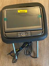 "NEW INViSiON MONITOR-SLIMLINE 7"" ESLM7FB2 Car Headrest DVD Player tsv-105m1-16c"