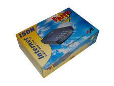 AVM Fritz!Card USB 2.1 externes ISDN Modem Neuwertig !!!                     *44