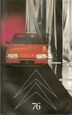 LE DOUBLE CHEVRON 76 1984 LA BOITE AUTO DE LA BX 16 CITROEN AXEL 2CV BIJOU