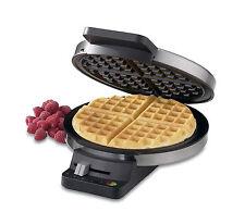 New Cuisinart WMR-CA Round Waffle Maker