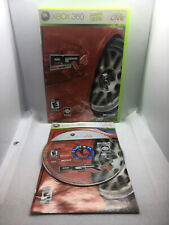 PGR 4 - Project Gotham Racing - Complete CIB -Xbox 360