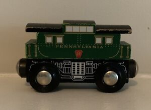 Lionel Heritage Series 2006 Wooden Train-Pennsylvania Caboose Car Works W/Thomas