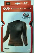 McDavid Women's Targeted Compression Recovery Shirt 8800W Size XL 16-18