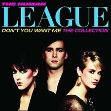 The Human League - Dont You Want Me - The Collection (NEW CD)