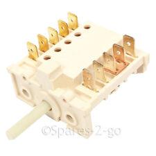 DELONGHI Genuine Main Oven Cooker Selector Switch 6104VE.W DFS090DO EDB475ST