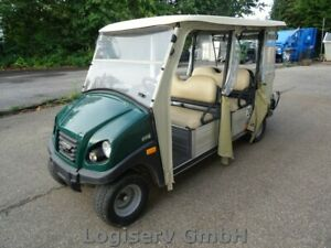 Club Care Transporter 6 Elektro IQ plus Golfcart