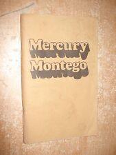 repair manuals literature for mercury montego ebay rh ebay com  2005 mercury montego owners manual