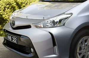 Genuine Toyota Prius-V Bonnet Protector Clear Apr 2015 Onwards PZQ15-47050