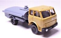 H0 MAz 5549 russischer Lkw Flachtank Wassertank Kleinserie ausverkauft DDR UdSSR