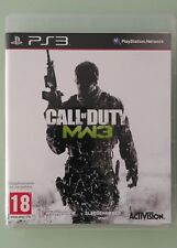 CALL OF DUTY: MODERN WARFARE 3 PS3 PAL ESPAÑA - Playstation 3. MW3 ESPAÑOL