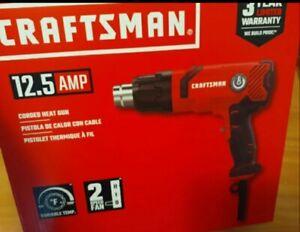 Crastman Corded Heat Gun