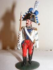 Del PRADO SOLDATO PIOMBO Drum Major westfalian truppe 1810