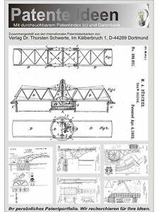 Zugbrücken, Hebebrücken, Drehbrücken 1847 bis 1908