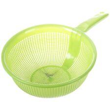 Filtro colador de arroz mango largo Color aleatorioplastico casa cocina D9J2 8dc9f184baed