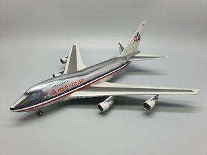 Inflight 1:200 American Airlines Boeing 747SP Reg: N601AA IF747SP002 rare