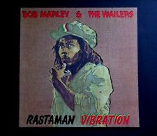 Bob Marley  Rastaman Vibration Lp 1st U.S. Press Textured Cover w/Orig.Inner NM-