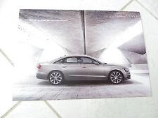 Audi tecnología 2011 - catálogo folleto folleto prospekt