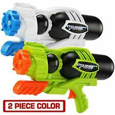2 Pack Super Soaker Water Gun Squirt Guns Shooter Water Blaster for Kids Adults