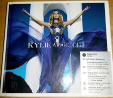 KYLIE MINOGUE- Aphrodite CD+DVD Mediabook - 2 Disc Set Experience Edition (NEW)