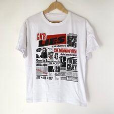 2016 Guns N Roses LIES Tour Shirt Vintage Style RARE Mexico LA Vegas Coachella