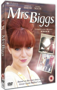 Mrs Biggs DVD (2012) Sheridan Smith cert 15 Incredible Value and Free Shipping!