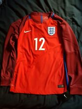 Nike Fa Angleterre équipe Sweat-shirt Femmes Taille M à manches longues Top