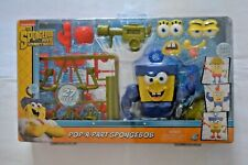 Nickelodeon Spongebob Movie/Pop-A-Part Spongebob / Bau deinen eigenen Spongebob