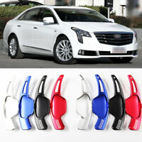 For Cadillac XTS 2013-2018 alloy Steering Wheel Shift Paddle Shifter Extension