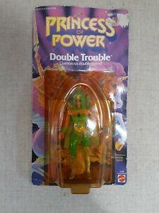 Vintage Princess of Power Double Trouble (She-Ra) Mattel 1984 MOC UNOPENED